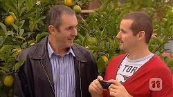 Karl Kennedy, Toadie Rebecchi in Neighbours Episode 6452