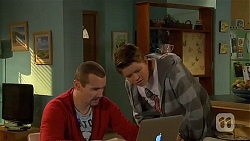 Toadie Rebecchi, Callum Jones in Neighbours Episode 6452