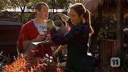 Toadie Rebecchi, Sonya Mitchell in Neighbours Episode 6452