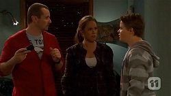 Toadie Rebecchi, Sonya Mitchell, Callum Jones in Neighbours Episode 6452