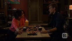 Vanessa Villante, Rhys Lawson in Neighbours Episode 6452