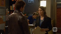 Rhys Lawson, Jenny Earl in Neighbours Episode 6452