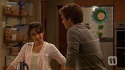 Vanessa Villante, Rhys Lawson in Neighbours Episode 6453