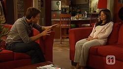 Rhys Lawson, Vanessa Villante in Neighbours Episode 6453