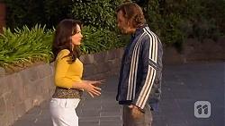 Vanessa Villante, Lucas Fitzgerald in Neighbours Episode 6453