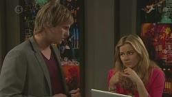 Andrew Robinson, Natasha Williams in Neighbours Episode 6454