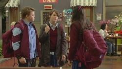 Callum Jones, Sophie Ramsay, Rani Kapoor in Neighbours Episode 6454