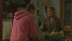 Toadie Rebecchi, Sonya Mitchell in Neighbours Episode 6454
