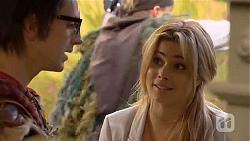 Ed Lee, Natasha Williams in Neighbours Episode 6455
