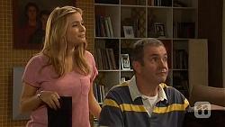 Natasha Williams, Karl Kennedy in Neighbours Episode 6455