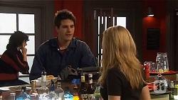 Chris Pappas, Natasha Williams in Neighbours Episode 6455
