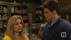 Natasha Williams, Chris Pappas in Neighbours Episode 6456