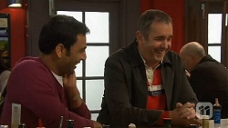 Ajay Kapoor, Karl Kennedy in Neighbours Episode 6456