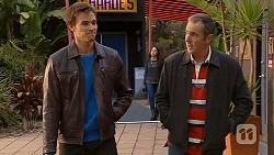 Rhys Lawson, Karl Kennedy in Neighbours Episode 6456