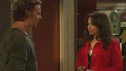 Lucas Fitzgerald, Vanessa Villante in Neighbours Episode 6457