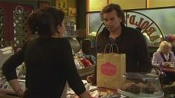 Vanessa Villante, Lucas Fitzgerald in Neighbours Episode 6457