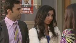 Ajay Kapoor, Priya Kapoor, Rani Kapoor in Neighbours Episode 6457