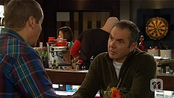 Toadie Rebecchi, Karl Kennedy in Neighbours Episode 6458
