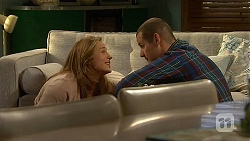 Sonya Mitchell, Toadie Rebecchi in Neighbours Episode 6458