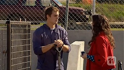Kyle Canning, Kate Ramsay in Neighbours Episode 6458