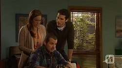 Sonya Mitchell, Toadie Rebecchi, Alex Delpy in Neighbours Episode 6458
