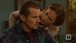 Toadie Rebecchi, Sonya Mitchell in Neighbours Episode 6458