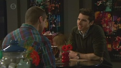 Toadie Rebecchi, Alex Delpy in Neighbours Episode 6459