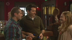 Toadie Rebecchi, Alex Delpy, Sonya Mitchell in Neighbours Episode 6459