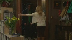 Ed Lee, Natasha Williams in Neighbours Episode 6459