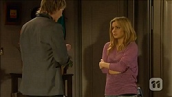 Andrew Robinson, Natasha Williams in Neighbours Episode 6460