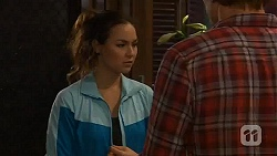 Jade Mitchell, Kyle Canning in Neighbours Episode 6461