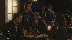 Paul Robinson, Sophie Ramsay, Zoe Alexander in Neighbours Episode 6462