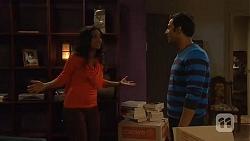Priya Kapoor, Ajay Kapoor in Neighbours Episode 6463