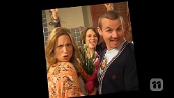 Sonya Mitchell, Sophie Ramsay, Toadie Rebecchi in Neighbours Episode 6463