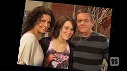 Zoe Alexander, Sophie Ramsay, Paul Robinson in Neighbours Episode 6463