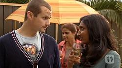 Toadie Rebecchi, Priya Kapoor in Neighbours Episode 6463