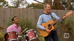 Ajay Kapoor, Karl Kennedy in Neighbours Episode 6463