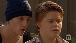 Andrew Robinson, Callum Jones in Neighbours Episode 6463