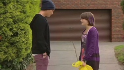 Andrew Robinson, Sophie Ramsay in Neighbours Episode 6464