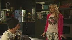 Andrew Robinson, Natasha Williams in Neighbours Episode 6464