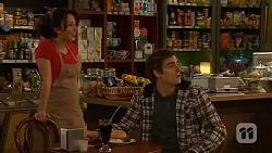 Vanessa Villante, Kyle Canning in Neighbours Episode 6465