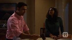 Ajay Kapoor, Priya Kapoor in Neighbours Episode 6465