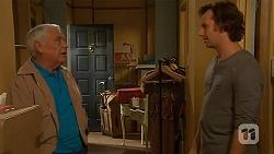 Lou Carpenter, Lucas Fitzgerald in Neighbours Episode 6465