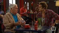 Lou Carpenter, Kyle Canning in Neighbours Episode 6465