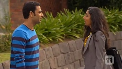Ajay Kapoor, Priya Kapoor in Neighbours Episode 6468