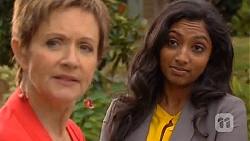 Susan Kennedy, Priya Kapoor in Neighbours Episode 6468