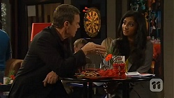 Paul Robinson, Priya Kapoor in Neighbours Episode 6468