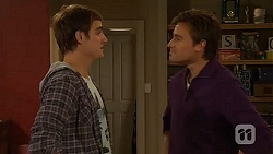 Kyle Canning, Rhys Lawson in Neighbours Episode 6468
