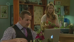Toadie Rebecchi, Sonya Mitchell in Neighbours Episode 6469