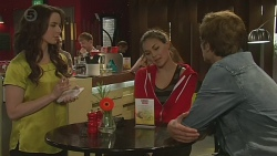 Kate Ramsay, Jade Mitchell, Kyle Canning in Neighbours Episode 6469